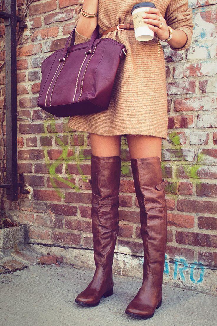 donne con grosisimi stivali