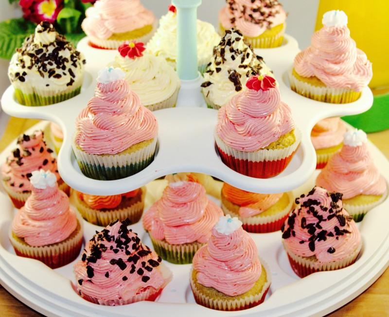 Ricetta cupcakes 1