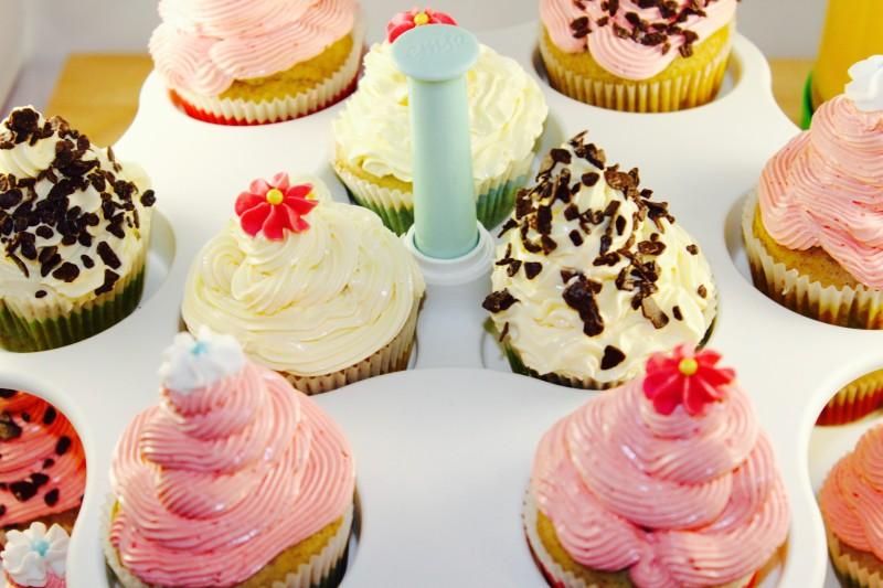 Ricetta cupcakes 2