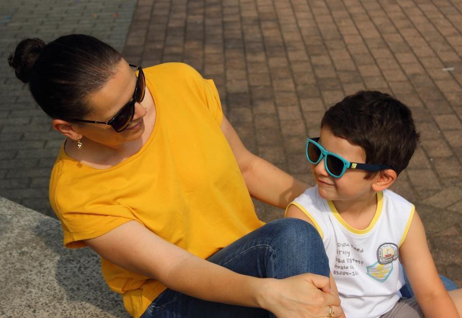 occhiali da sole per bambini VisionOttica