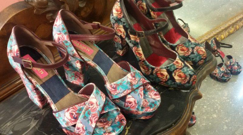 Lunatica scarpe